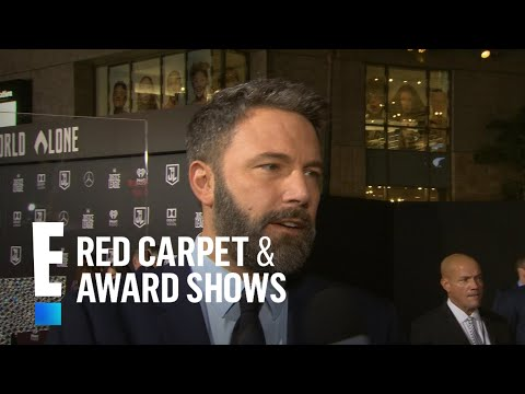 Ben Affleck Reveals Thanksgiving Plans With the Family | E! Live from the Red Carpet