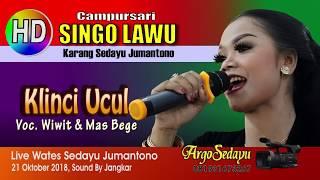 Download lagu Campursari SINGO LAWU Live Wates Sedayu KLINCI UCUL