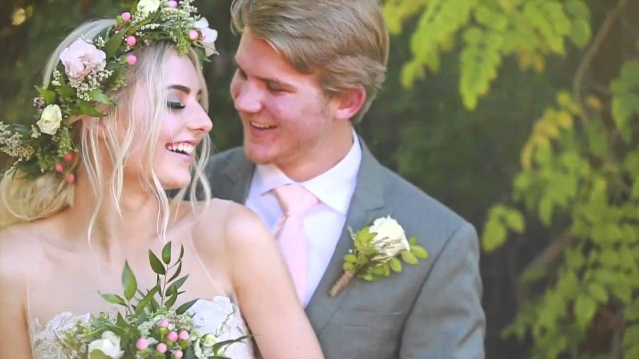Aspyn And Parker The Wedding Youtube
