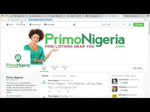 How To Join Primo Nigeria
