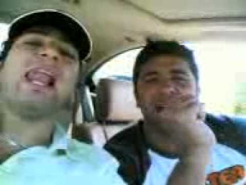 me and basil in Jordan