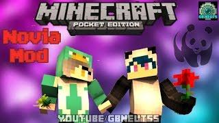 Novia En Minecraft   Mods Para Minecraft Pe 0.14.0