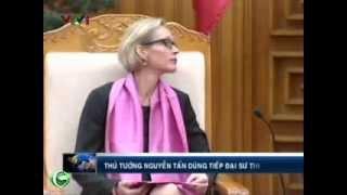 Swedish ambassador meets Prime Minister Nguyễn Tấn Dũng