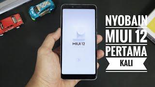 Begini Penampakan MIUI 12 Beta Pertama Kali | Tested di Redmi Note 5.