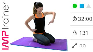 Addominali e Core Stability Con Esercizi e Movimenti di Pilates