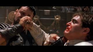 Duelo final entre Máximo y Cómodo, Gladiator, HD