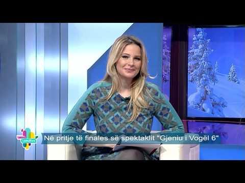 """Takimi i pasdites - Ne pritje te finales se """"Gjeniu i vogel 6""""! (30 Janar 2015)"""