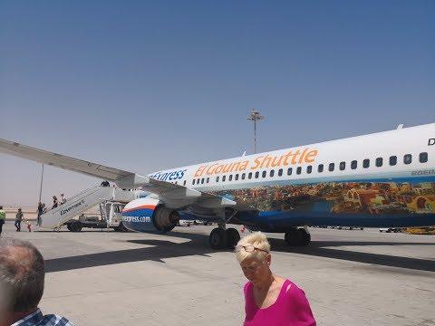 Nürnberg - Hurghada Full TakeOff/Full Landing    FLUG XG4669    BOEING 737-800 SunExpress   