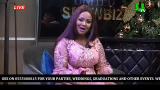 United Showbiz with Nana Ama McBrown feat. Lady Prempeh, Patience Nyarko,Empress Gifty (28/12/2019)