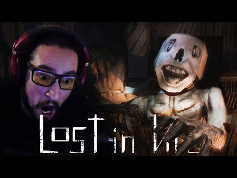 Scary Game About A Lost Dog
