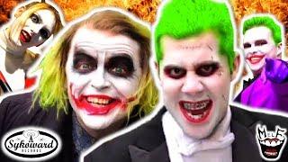 JOKER METAL Volume 2 Music Video! Ft. Harley Quinn Batman