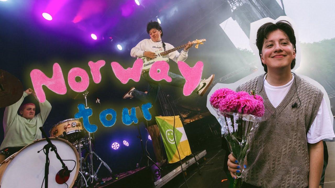 TOUR VLOGS: NORWAY TOUR