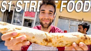 The Ultimate DUBAI $1 STREET FOOD TOUR!