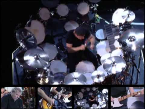 Rush - YYZ - Neil Peart cam (dvd Rush in Rio)