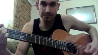 Rached - Seven Days (Guitar Tutorial)