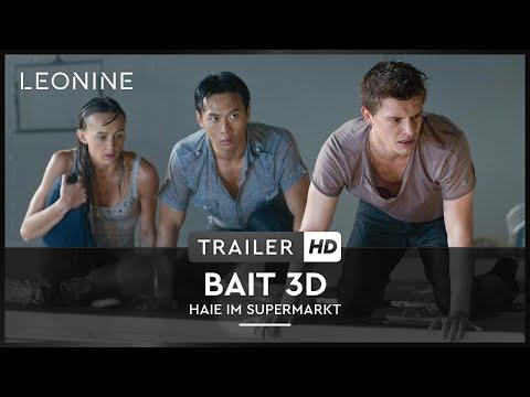 Bait 3D - Haie Im Supermarkt - Trailer (deutsch/german)