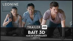 Bait 3D - Haie im Supermarkt - Trailer (deutsch/german)
