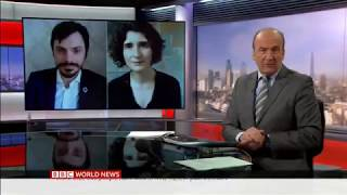Coronavirus: Finding a vaccine in the ocean? on BBC World News, 17 April 2020