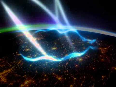 beautiful imagine universe, magnetism, string theory, energy, a new level - Look different