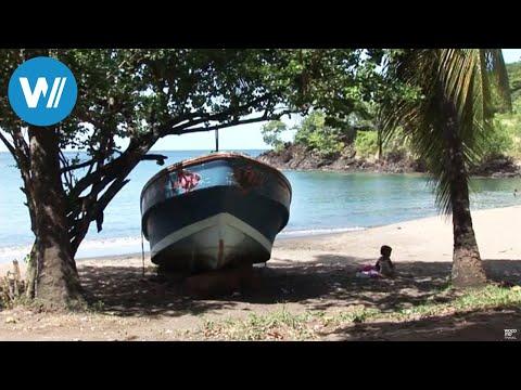 """St. Vincent & Dominica - Inseln in der Karibik (Reisedoku in HD aus der Reihe """"Caribbean Moments"""")"""