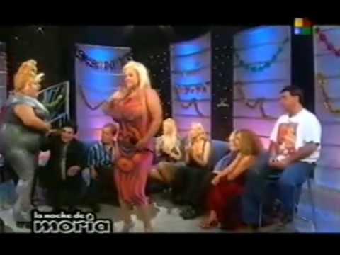 """LIA CRUCET - """"EL CANDADO"""" EN """"LA NOCHE DE MORIA"""""""