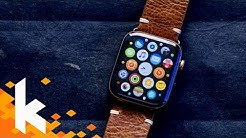 Nie mehr ohne: Apple Watch (Series 5) review