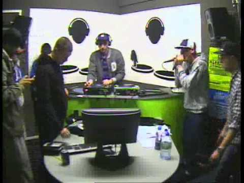 HEAVY ARTILLERY POTENT SOUNDZ INTERVIEW AND GUEST MIX DRUM AND BASS DNBTV 11-11-10