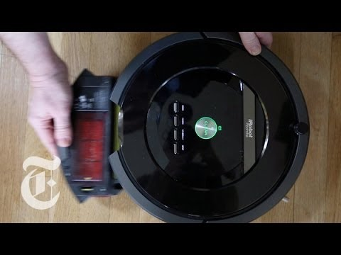 Roomba 880 Review | State of the Art | The New York Times