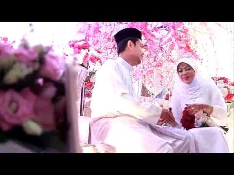 Perkahwinan ZURA THR GEGAR.FM | Puan...