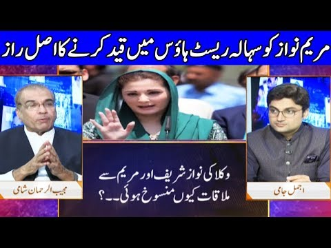 Nuqta e Nazar with Ajmal Jami  19 July 2018  Dunya News