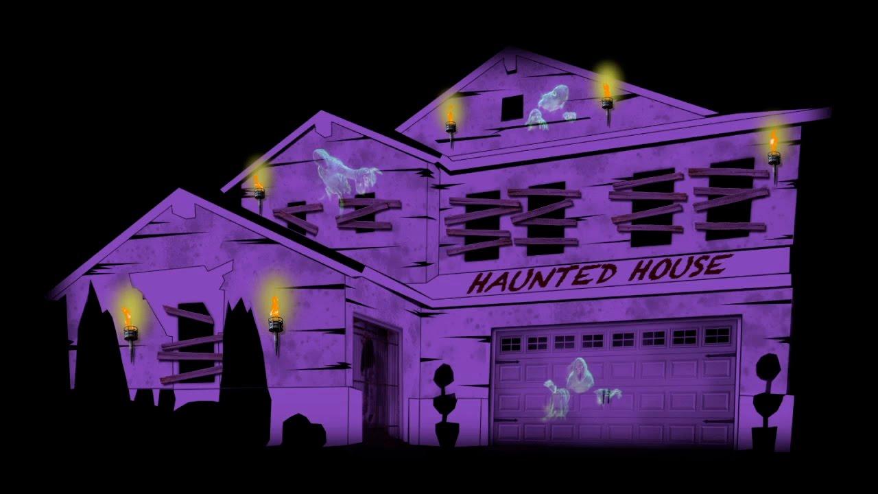 Halloween Projection Videos