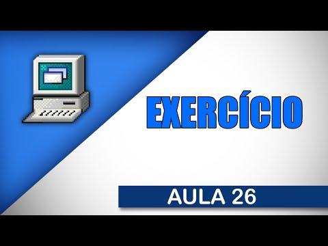 Visualg Aula 26 - Exercício Binário para Decimal