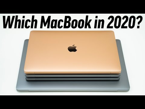 Which MacBook Should You Buy In 2020?