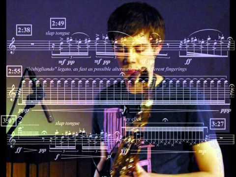 Claudio Gabriele ARRIFLEX 35 - Tenor Sax & Electronics