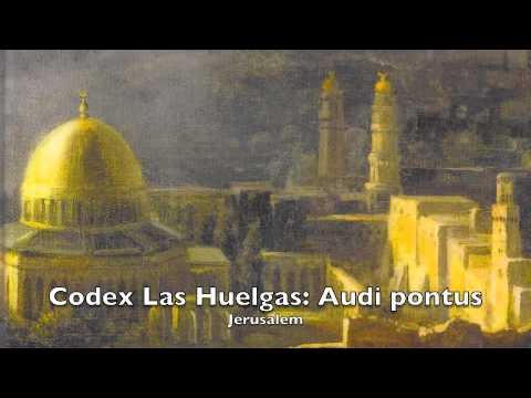 Codex Las Huelgas (12th c.): Audi pontus