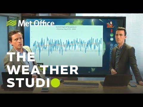 Christmas Weather – The Weather Studio 17/12/2019