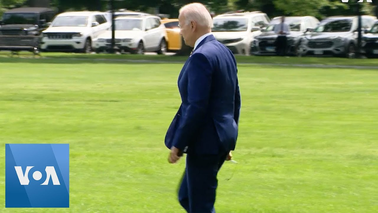 Download Biden Departs the White House for a Weekend in Delaware