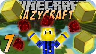Minecraft CHAOS CRAFT 2 #007 - 3D Ofen