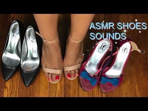 ASMR: SHOES