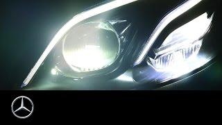 MULTIBEAM LED: E-Class making-of – Part 4 – Mercedes-Benz original.