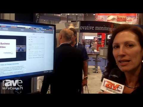 InfoComm 2014: SonicFoundry Explains Mediasite Showcase Online Video Portal