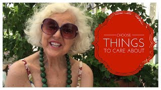 5 REASONS TO STOP CARING ABOUT THINGS THAT DON'T MATTER | MATURE LIFESTYLE