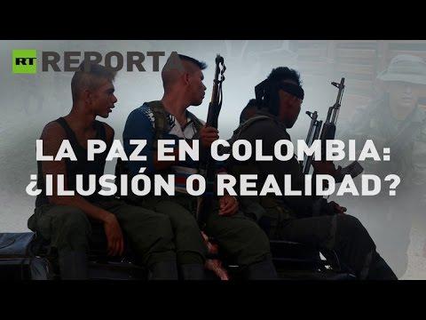 Colombia: una guerra por la paz - RT Reporta