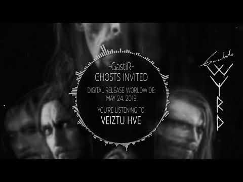 Gaahls WYRD - GastiR - Ghosts Invited (2019) Album Teaser
