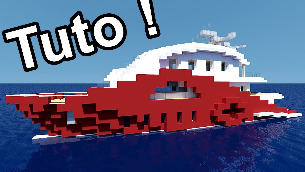 Awesome Maison De Luxe Moderne Minecraft Tuto Gallery - lalawgroup ...