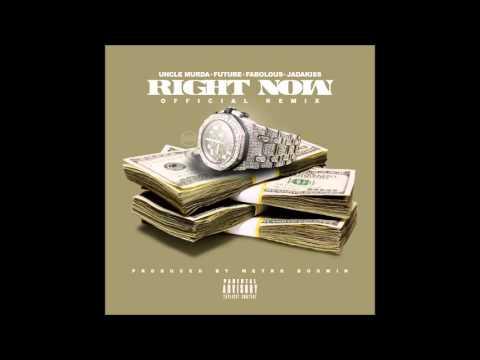 Uncle Murda - Right Now ft. Future, Fabolous, Jadakiss (Remix)