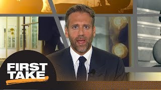 Max Kellerman: Cleveland Browns 'have to be considering' firing Hue Jackson | First Take | ESPN
