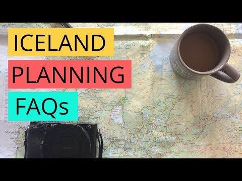 5 Iceland Travel Planning FAQ's