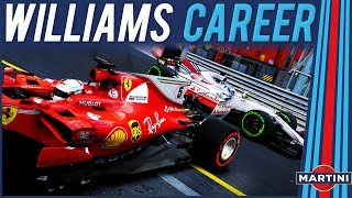 DRY TYRES ON A WET TRACK BACKFIRES   F1 2017 Career Mode #106   Monaco GP