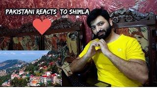 Pakistani Reacts on Shimla | The Heaven of Hills
